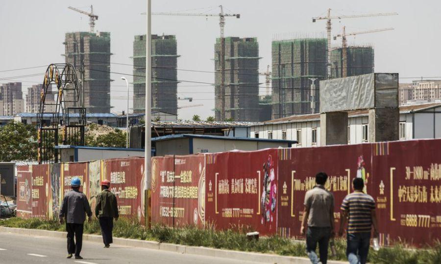Bất động sản kéo vỡ nợ trái phiếu Trung Quốc lên kỷ lục