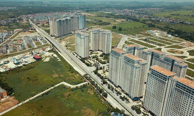 Giá chung cư Hà Nội vẫn tăng