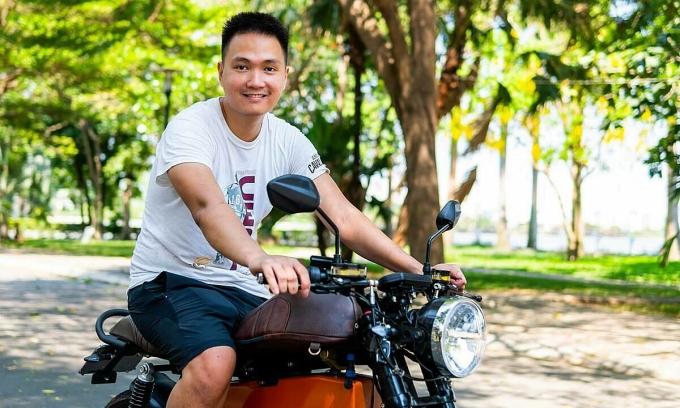 'Giấc mơ Tesla' của startup xe máy điện Việt Nam
