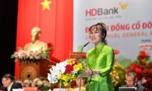 Bà Nguyễn Thị Phương Thảo: 'HDBank chưa vội chốt hợp đồng bancassurance'