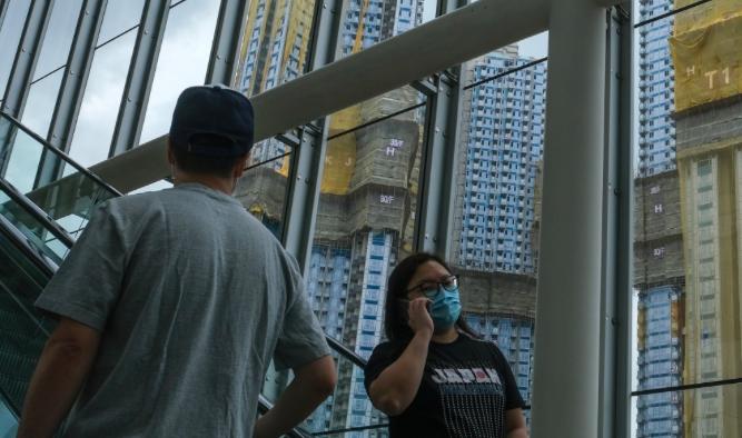 Nhiều người Hong Kong bán nhà di cư sang Anh