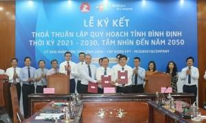 FPT, McKinsey tham gia lập quy hoạch tỉnh Bình Định đến năm 2050