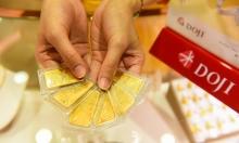 Giá vàng lên hơn 57,5 triệu đồng một lượng