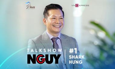 Shark Hưng: 'Chưa bao giờ đầu tư nhiều như năm 2020'