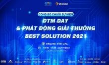 Ra mắt DTM Day và phát động giải thưởng 'The Best Solutions'