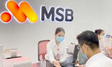 MSB nâng cao 'sức khoẻ' tài chính để phát triển bền vững