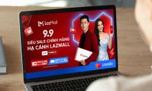 Tiết kiệm hàng triệu đồng khi mua sắm trên Lazada dịp 9.9