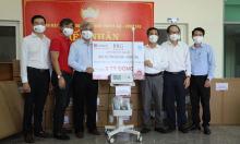 SeABank và Tập đoàn BRG hỗ trợ 3 tỉnh chống dịch