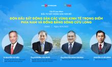 Khai phá tiềm năng bất động sản các tỉnh phía Nam