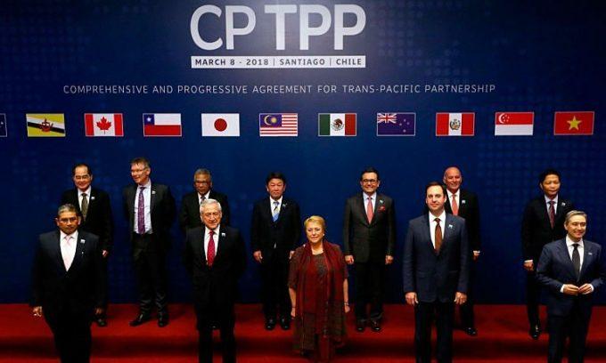 Nhiều rào cản để Trung Quốc vào được CPTPP