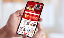 Người dùng hưởng lợi khi mua sắm trên thương mại điện tử cuối năm