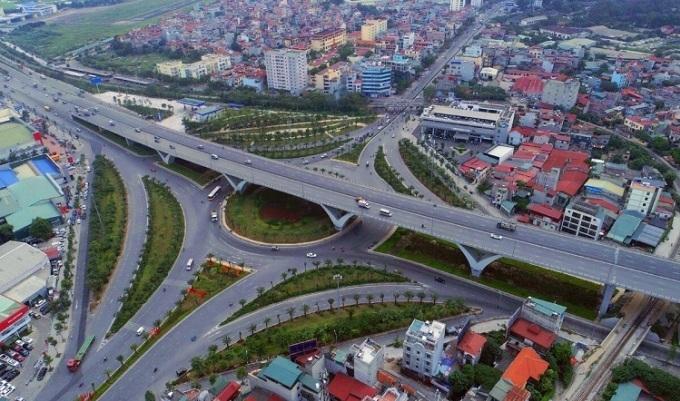 Giá biệt thự, nhà liền kề phía Đông Hà Nội giữ đà tăng
