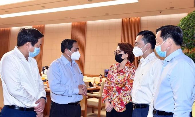Thủ tướng lần thứ hai đối thoại với doanh nghiệp cả nước