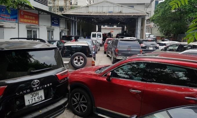 Đề nghị miễn lệ phí cấp giấy đăng kiểm ôtô