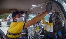 Taxi công nghệ hoạt động lại ở TP HCM