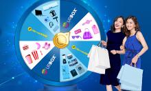 Sacombank trao thưởng cho khách hàng mở thẻ JCB
