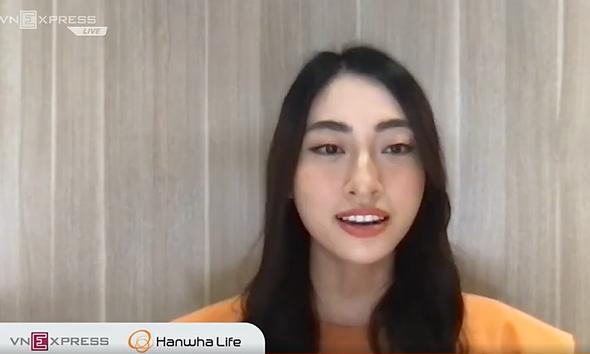 Hoa hậu Lương Thùy Linh tiết lộ danh mục đầu tư thụ động