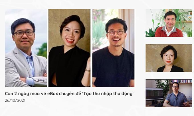 Hơn 1.000 người tham gia eBox chuyên đề 'Tạo thu nhập thụ động'